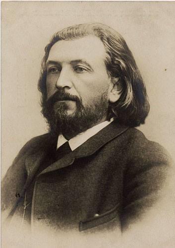Известнейший музыкальный меценат и издатель Митрофан Петрович Беляев